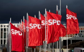 Germany Politics SPD