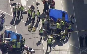 Με προβλήματα ψυχικής υγείας ο δράστης της επίθεσης στη Μελβούρνη