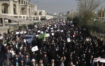 «Ο ιρανικός λαός δεν δίνει καμιά αξία στις καιροσκοπικές δηλώσεις»