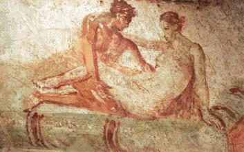 Η ζοφερή πραγματικότητα των οίκων ανοχής της Πομπηίας
