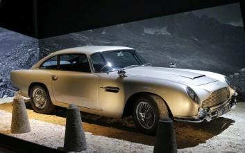 Πόσο θα πουληθεί η Aston Martin DB5 του Πολ ΜακΚάρτνεϊ