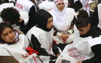 Επιδεινώνεται η υγεία δέκα φυλακισμένων γυναικών, απεργών πείνας στην Τουρκία