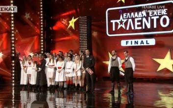 Αυτοί είναι οι νικητές του «Ελλάδα έχεις ταλέντο»