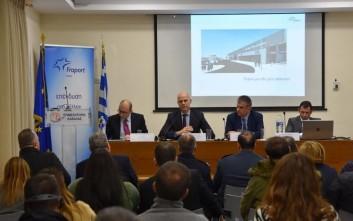 Τα σχέδια αξίας 10 εκατ. ευρώ της Fraport Greece για το Αεροδρόμιο Καβάλας «Μ. Αλέξανδρος»