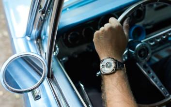 Ρολόγια από παλιές Ford Mustang