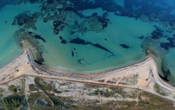 Εντυπωσιακά ευρήματα στο αρχαίο λιμάνι του Λεχαίου