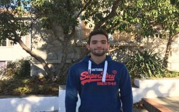Μαθητής από το Βόλο πήρε υποτροφία για σπουδές στο Πανεπιστήμιο του Σικάγο