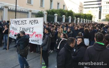 Το απόγευμα οι νέες διαδηλώσεις για τη δολοφονία Γρηγορόπουλου