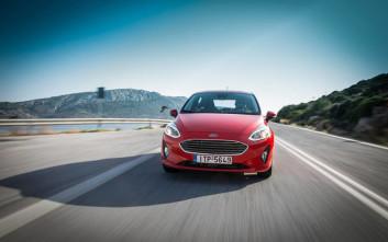 Το νέο Ford Fiesta είναι το «Αυτοκίνητο της Χρονιάς» για την Ελλάδα