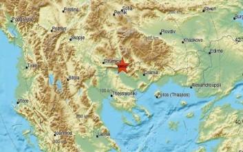 Σεισμός 3,9 ρίχτερ στις Σέρρες