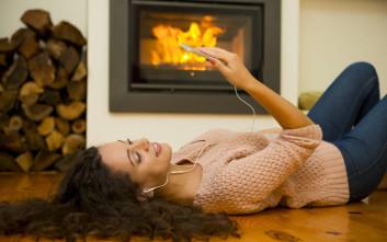 Σύγχρονες συσκευές που χαρίζουν ζέστη και καλαισθησία
