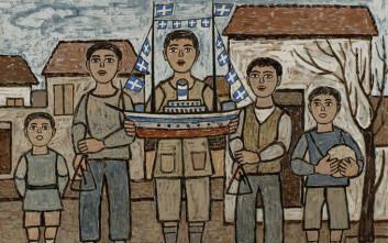 Τα κάλαντα του Γιάννη Μαρκόπουλου στο Μέγαρο Μουσικής Αθηνών