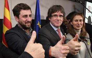 Απέσυρε την υποψηφιότητά του για τη προεδρία της Καταλονίας ο Πουτζντεμόν