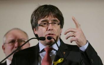 «Να εξεταστούν τα αιτήματα των Καταλανών ηγετών για τις έδρες στο Ευρωκοινοβούλιο»