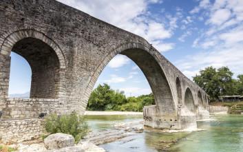 Η πόλη με το φημισμένο γεφύρι