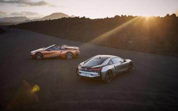 Tα νέα BMW i8 Roadster και i8 Coupe