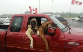 Έχουν και στον Καναδά τα θεματάκια τους