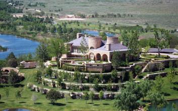 Πώς είναι ένα απίστευτο σπίτι 210 εκατ. ευρώ!