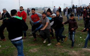 Στους 17 οι νεκροί Παλαιστίνιοι μετά την απόφαση Τραμπ για την Ιερουσαλήμ