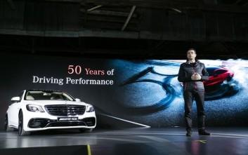 Η πρώτη πίστα Mercedes AMG στην Κορέα
