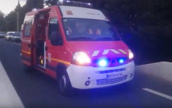 Αιματηρό τροχαίο με σχολικό λεωφορείο στη νοτιοδυτική Γαλλία