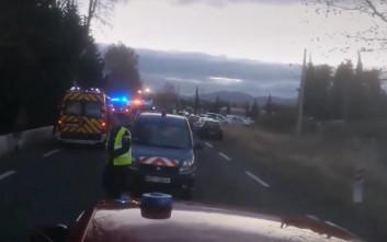 Perpignan Γαλλία ατύχημα