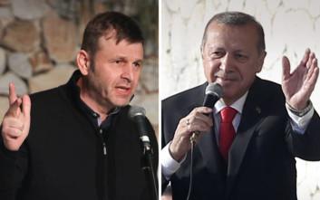 Γκλέτσος σε Ερντογάν: Tayyip go back home immediately