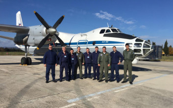 Ρωσικό στρατιωτικό αεροπλάνο φωτογράφισε ελληνικές στρατιωτικές δραστηριότητες