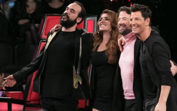 Αυτοί είναι οι οκτώ παίκτες που πέρασαν στον τελικό του «The Voice»