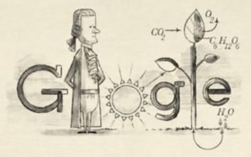 Jan Ingenhousz, στο doodle της Google ο Ολλανδός της φωτοσύνθεσης και των εμβολίων