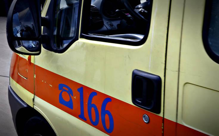 Γυναίκα τραυματίστηκε από πτώση σοβάδων στην Πάτρα