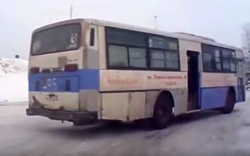 Οδηγώντας στους δρόμους της Ρωσίας