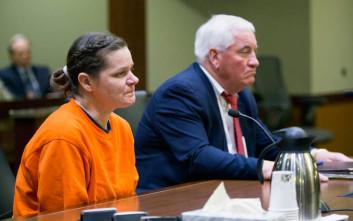 Ομολόγησε ότι δολοφόνησε την έγκυο γειτόνισσά της για να της πάρει το μωρό