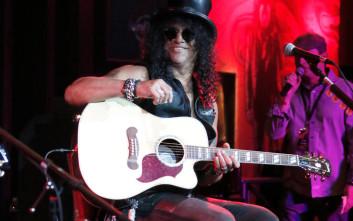 Ο Slash πήρε έπαυλη 6,5 εκατομμυρίων δολαρίων