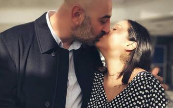 Παντρεύτηκε η ηθοποιός Κατερίνα Τσάβαλου