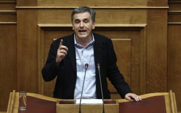 Τσακαλώτος: Υπάρχει βούληση από την κυβέρνηση για καταπολέμηση της φοροδιαφυγής