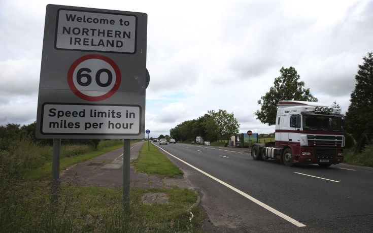 Η Βόρεια Ιρλανδία μπορεί να χάσει 40.000 θέσεις εργασίας σε ένα Brexit χωρίς συμφωνία