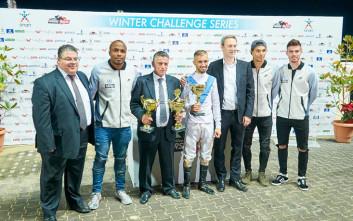 Μεγάλη επιτυχία για το Winter Challenge Series στον Ιππόδρομο