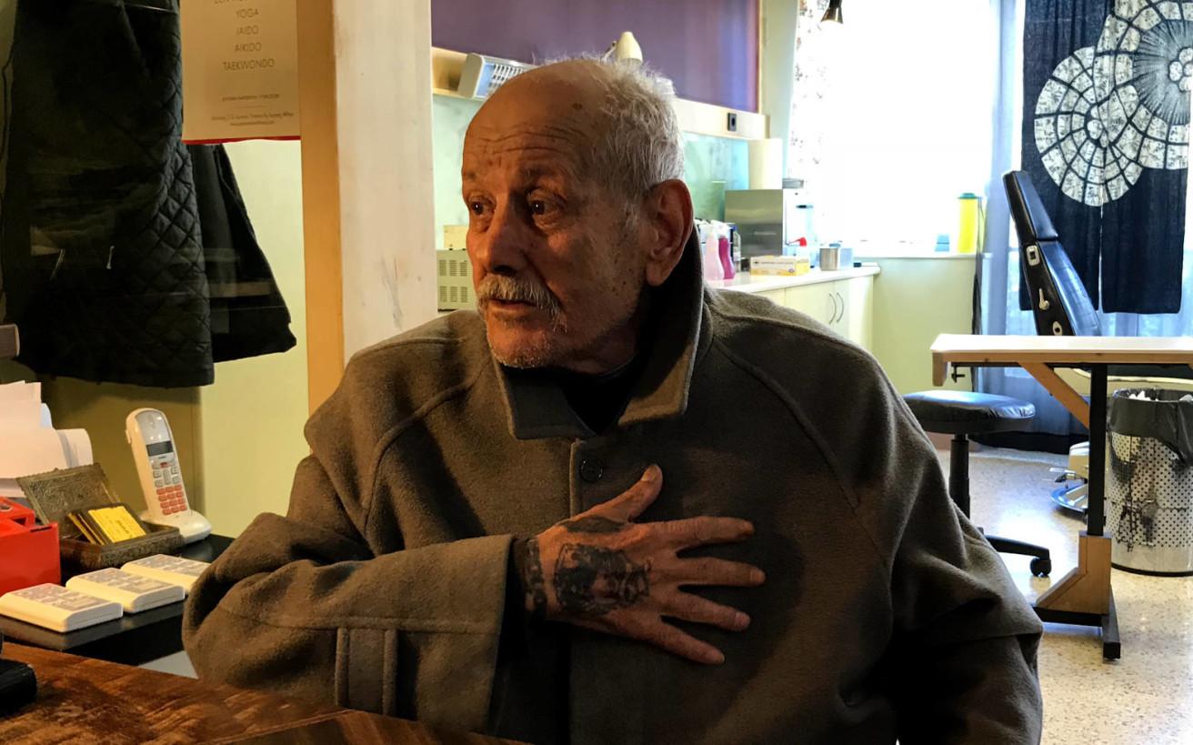 Ποιος είναι ο περιβόητος Jimmy's με το πασίγνωστο τατουατζίδικο στην Αθήνα