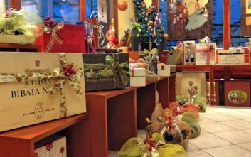 Μοναδικές προτάσεις δώρων για τις γιορτές από την κάβα Πάθος & Οίνος