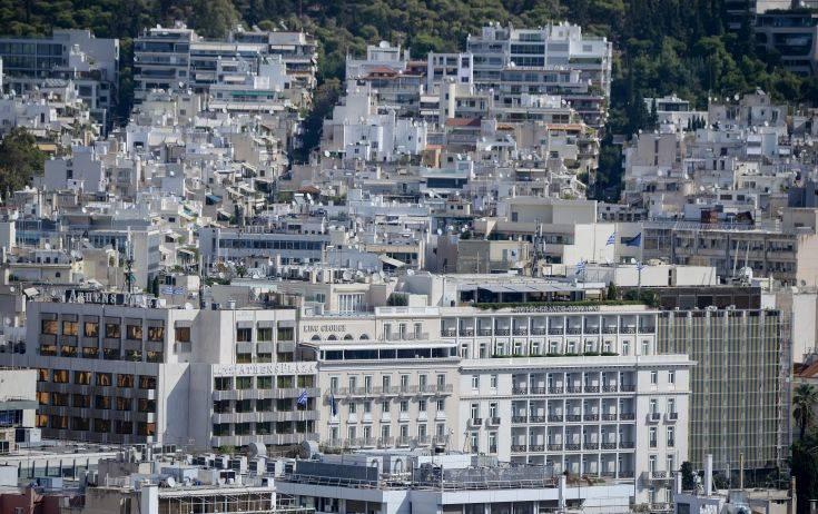 Πεσμένα τα έσοδα και οι πληρότητες στα ξενοδοχεία της Αθήνας