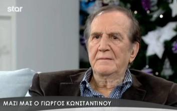 Τα πέντε εκατομμύρια που έσωσαν την παρτίδα για τον Γιώργο Κωνσταντίνου