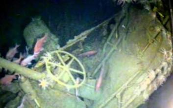 Βρέθηκε ναυαγισμένο υποβρύχιο έπειτα από έναν αιώνα