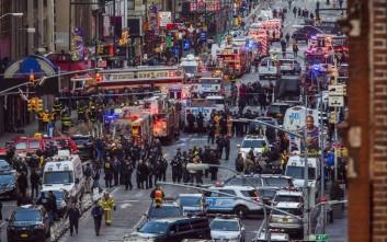 Ο 27χρονος Ακάγεντ Ούλαχ είναι ο δράστης της έκρηξης στη Νέα Υόρκη