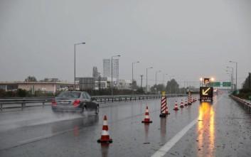 Χωρίς προβλήματα σήμερα η κυκλοφορία στην Αθηνών- Λαμίας