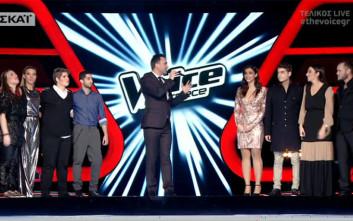 Αυτός είναι ο μεγάλος νικητής του The Voice
