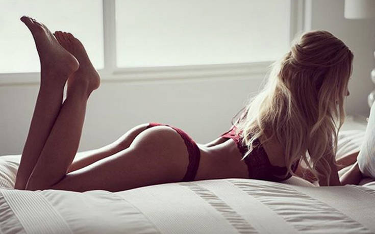 Να γιατί οι άντρες λατρεύουν την Elena Belle
