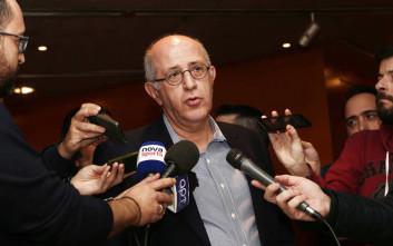 Θεοδωρόπουλος: Είμαι υποχρεωμένος να σταματήσω την προσπάθεια