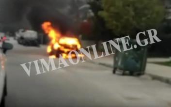 Αυτοπυρπολήθηκε μέσα στο αυτοκίνητό του ο ηλικιωμένος στη Γλυφάδα