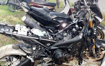 Σπείρα έκλεβε πολυτελείς μοτοσικλέτες στην Αττική